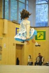 Сольный танец в мягкой обуви