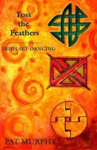 """Toss the Feathers"" - обложка книги"