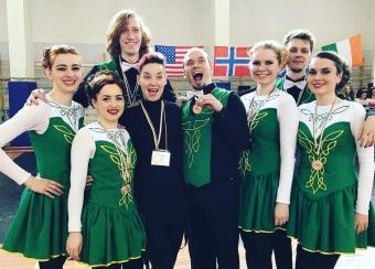 Команда кейли, Санкт-Петербург