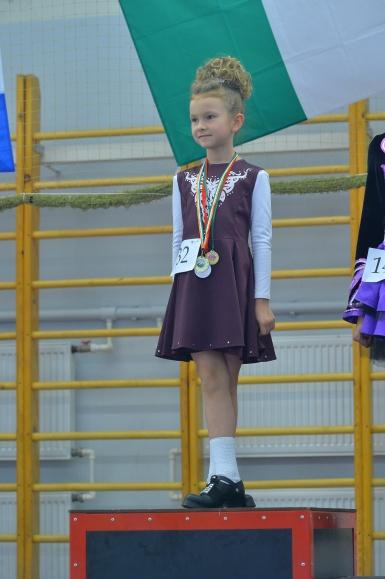 Николаева Мария, 1 место