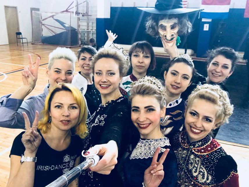 St. Petersburg Open Feis 2018